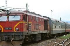 Nhập 160 toa tàu cũ từ Trung Quốc