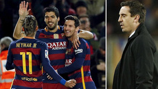 Highlights: Barca 7-0 Valencia