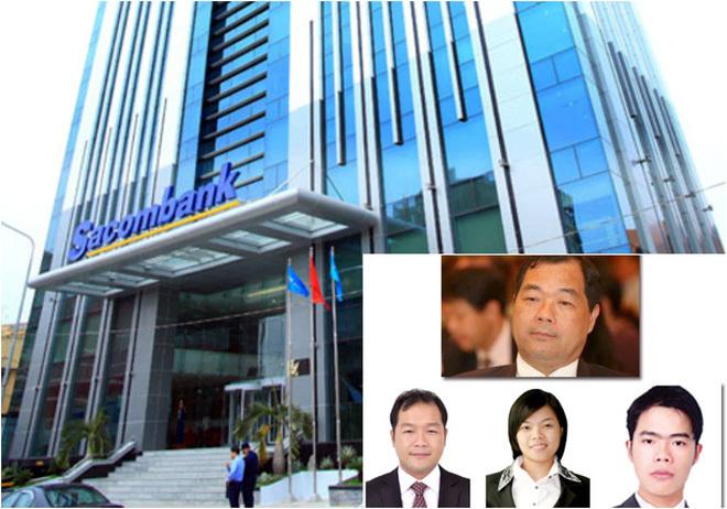 Nhà đại gia Trầm Bê sở hữu gần 9,5% Sacombank
