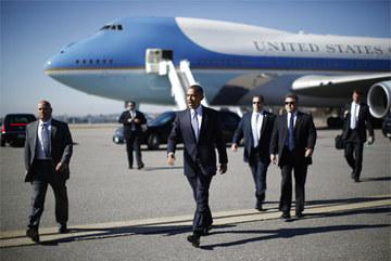 Choáng với chi phí vận hành chuyên cơ chở Obama