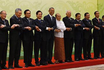 ASEAN trong vòng xoáy quyền lực Mỹ-Trung