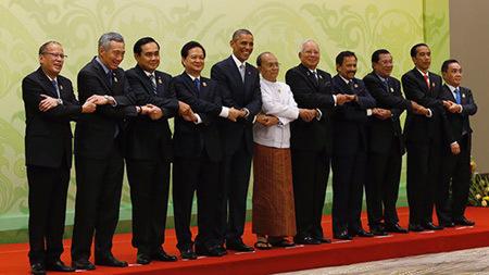 Đối tác chiến lược, Mỹ-ASEAN, Mỹ-Trung, Trung Quốc, Biển Đông, an ninh hàng hải, bá quyền