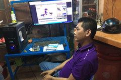 Ngồi nhà trọ, xem đá gà trực tiếp ở Philippine để cá độ