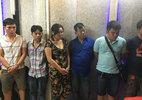 Sòng bạc giang hồ ẩn náu trong khách sạn ở trung tâm Sài Gòn