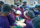 VN ghép mặt cho nữ bệnh nhân ung thư mất mũi