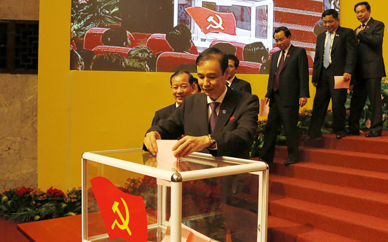 Bí thư Thành ủy Hà Nội, Bí thư thành ủy TP.HCM, bộ chính trị khóa 12, phạm quang nghị, lê thanh hải