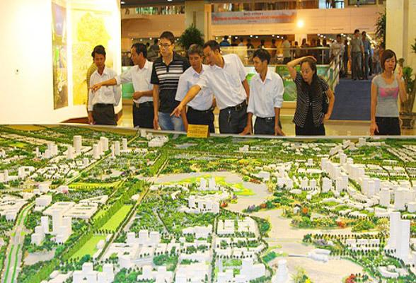 quy hoạch Hà Nội, trung tâm Hồ Tây, đường Nhật Tân - Nội Bài, giãn dân, vietnamnet