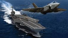 Xem Mỹ thử máy phóng phi cơ trên tàu sân bay