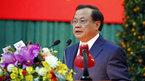 Phút tâm tình bàn giao chức vụ của ông Phạm Quang Nghị