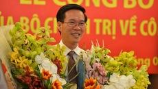 Ông Võ Văn Thưởng làm Trưởng Ban Tuyên giáo TƯ