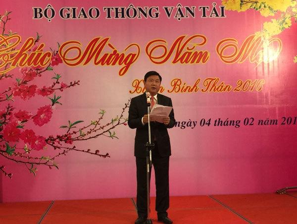 Thư của Bộ trưởng Thăng khi rời vị trí tư lệnh ngành GTVT