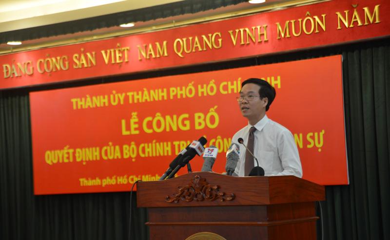 Võ Văn Thưởng, Trưởng ban Tuyên giáo TƯ