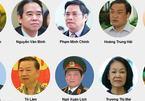 Trọng trách của các ủy viên Bộ Chính trị, Ban Bí thư
