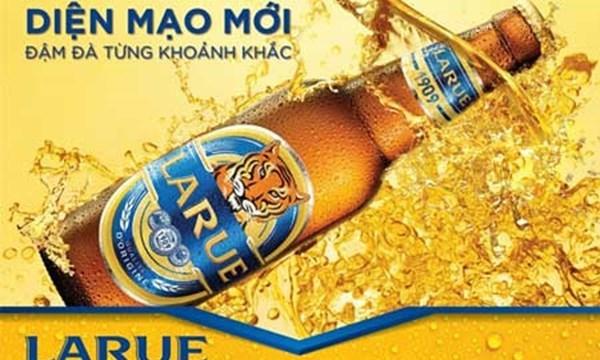 Không bán bia Larue cho Trung Quốc