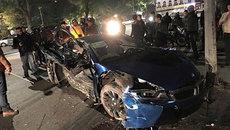 Thiếu gia Hà thành đi BMW 7 tỉ: Nửa năm phá xe 2 lần