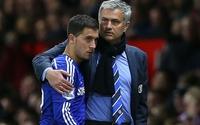 Hazard bất ngờ nhắn tin xin lỗi Mourinho