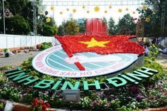 Rực rỡ đường hoa thanh niên Bình Định