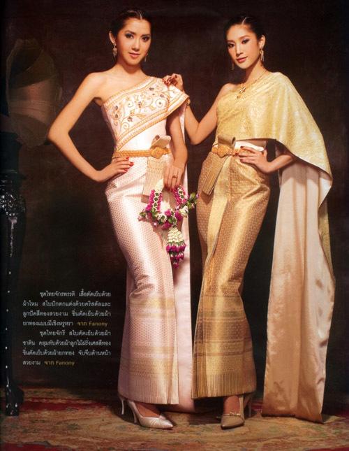 trang phục đón tết, trang phục đón tết Việt Nam, trang phục đón tết Lào