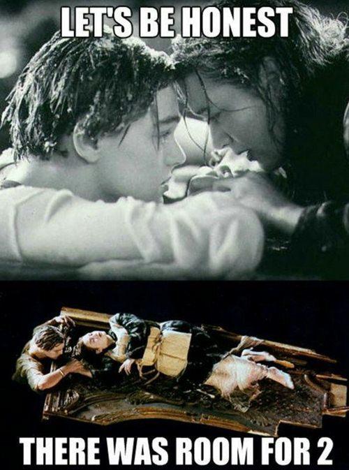 Jack trong Titanic, cái chết của Jack trong Titanic