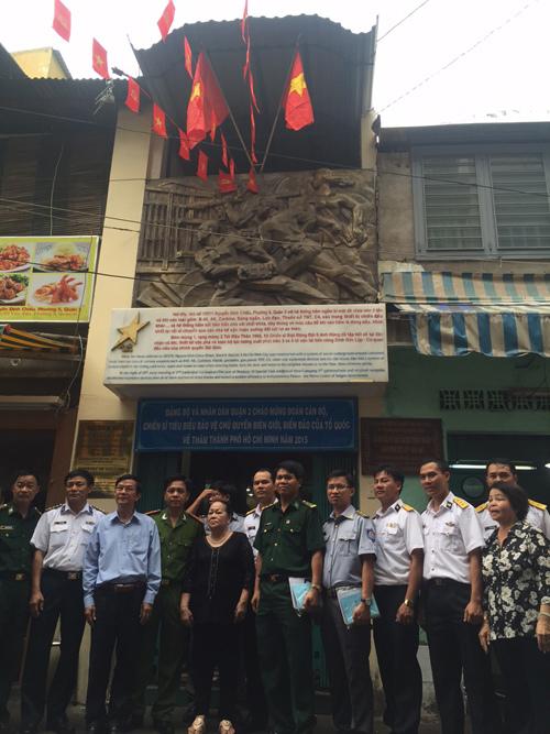 Ngày giỗ đặc biệt của những chiến sĩ biệt động Sài Gòn