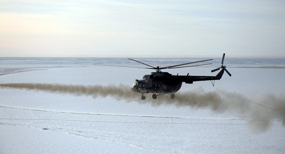 trực thăng, trực thăng quân sự, tai nạn máy bay, máy bay gặp nạn, Nga