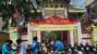 Hai ngôi đền đông nghịt khách viếng thăm đầu năm ở Sài Gòn
