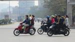 Dân thủ đô tha hồ phạm luật giao thông ngày tết