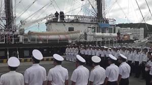 tàu buồm, huấn luyện