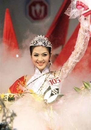Phan Thu Ngân, Hoa hậu Phan Thu Ngân