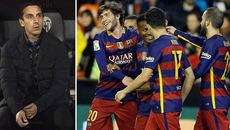 Highlights: Valencia 1-1 Barca
