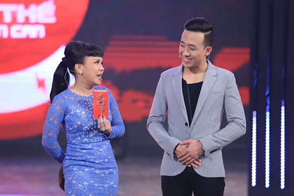 Việt Hương bất ngờ hé lộ Trấn Thành đang cô đơn