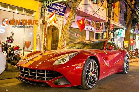 siêu xe, Siêu xe Ferrari F12 Berlinetta
