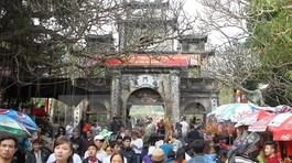 HN cử trinh sát hình sự bảo vệ 29 đền, chùa lễ hội