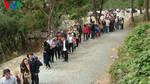 Hơn 35.000 lượt người viếng mộ Đại tướng Võ Nguyên Giáp