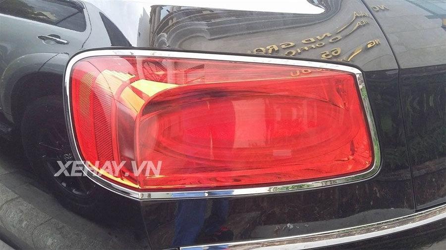 20160212074709 sai thanh sieu xe 3 Bộ đôi siêu xe Lamborghini Huracan và Bentley Flying Spur với cặp biển tứ quý siêu khủng