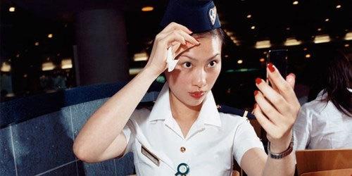 tiếp viên hàng không, cơ trưởng, cơ phó