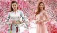 Hồ Ngọc Hà mặc áo dài 'lạ' nói lời cảm ơn