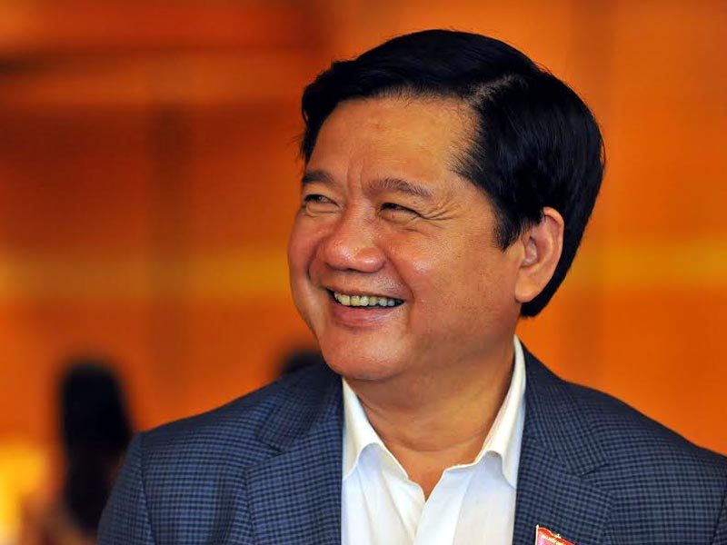 người mẫu, Bí thư Thành ủy TP.HCM, Đinh La Thăng, người tốt hãy liên hiệp lại