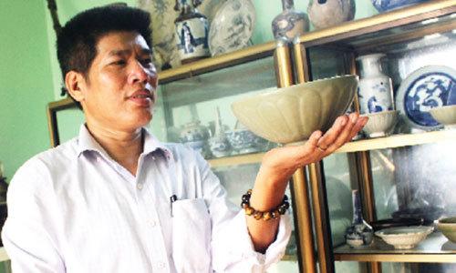 Kho cổ vật triệu đô của kỳ nhân xứ Thanh