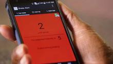 Ứng dụng trên smartphone có thể phát hiện động đất