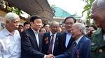 Chủ tịch nước thăm bảo tàng Chiến sỹ cách mạng bị bắt tù đầy