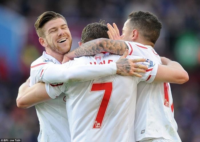 Liverpool thắng trận đậm nhất dưới thời Jurgen Klopp