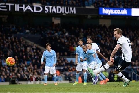 Highlights: Man City 1-2 Tottenham
