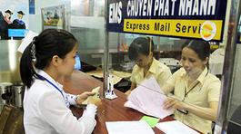 Chuyển tiền quốc tế qua Bưu điện đạt 130.000 USD/ngày