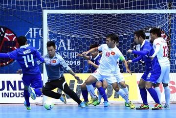 Màn trình diễn xuất thần của thủ môn tuyển futsal Việt Nam