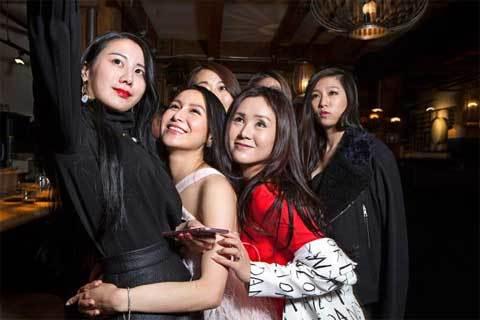 giới giàu có, thế hệ vàng, Trung Quốc,