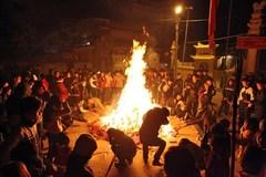 Những lễ hội độc, lạ của miền Bắc trong tháng Giêng