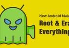 Xuất hiện mã độc chiếm quyền điều khiển smartphone Android