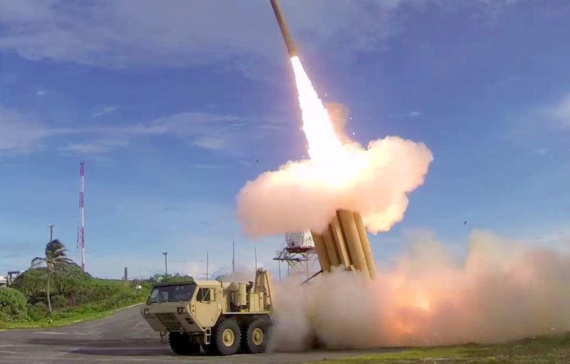 Điểm mặt dàn vũ khí Mỹ bủa vây Triều Tiên