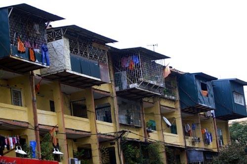 Thủ tướng chỉ đạo tổng kiểm tra, rà soát chung cư cũ